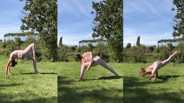 Yoga flessibilità: correlazione