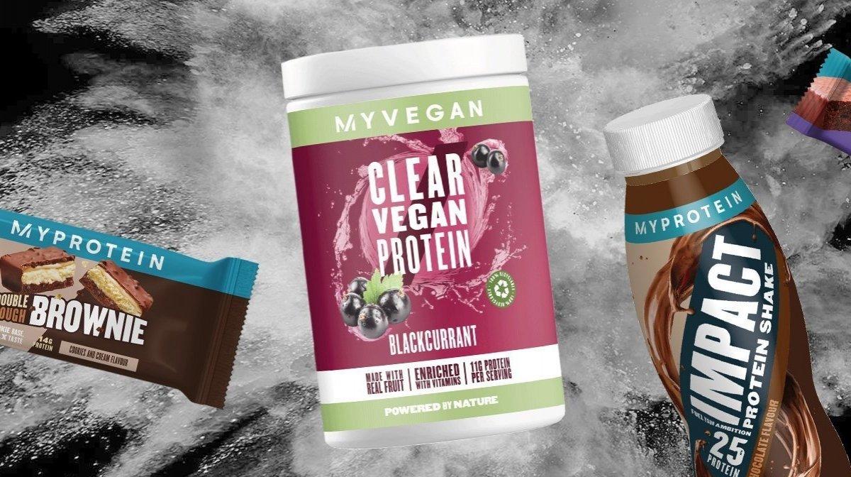 Black Friday su Myprotein | Guida allo Shopping