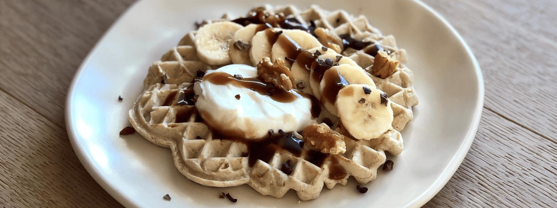 Waffles vegani | Ricette vegane veloci