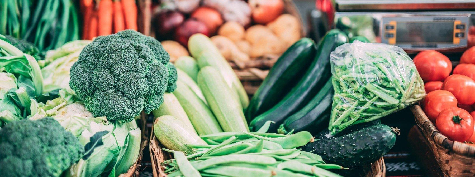 Guida alle verdure a basso contenuto di carboidrati