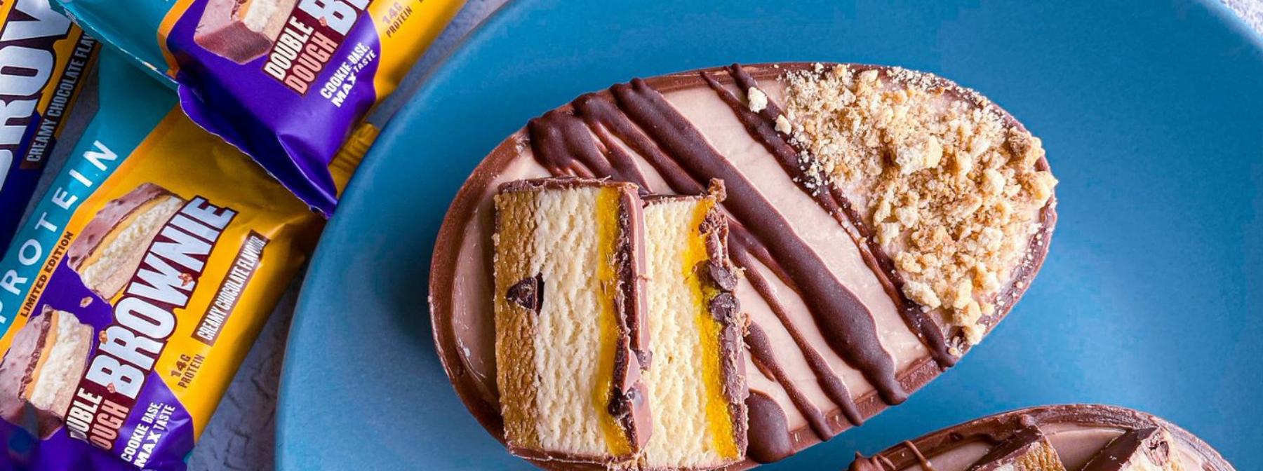 Cheesecake proteica di Pasqua | Gusto senza sensi di colpa