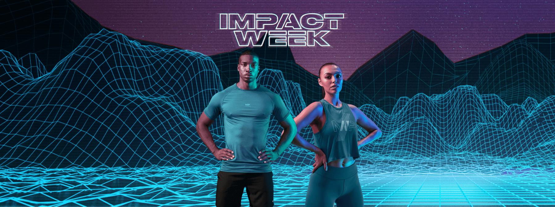 Impact Week | Capi di abbigliamento in edizione limitata