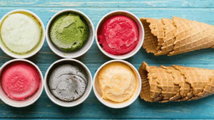 3 Gustose ricette per il gelato proteico