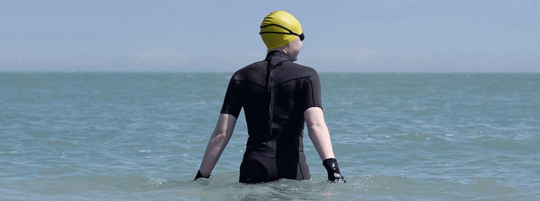 Hannah e la passione per il nuoto | United by Ambition