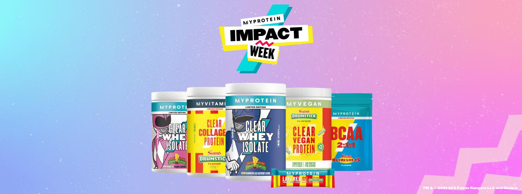 Impact Week   Scopri i nuovi prodotti