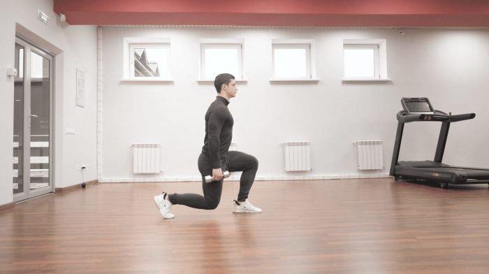Como Fazer Um Walking Lunge | Benefícios e Técnica