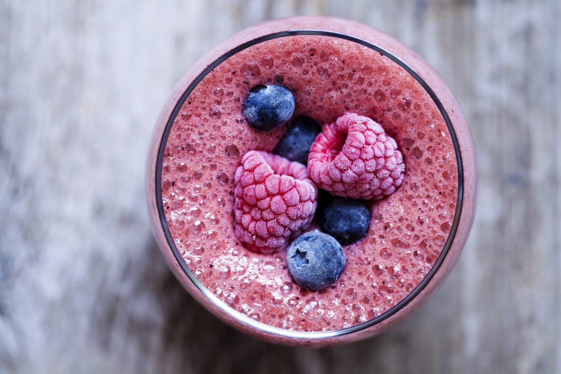 Dá À Tua Creatina Um Sabor A Fruta | Receita Para Smoothie Super-Saboroso