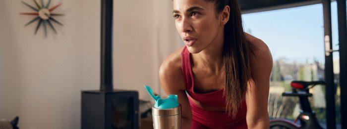 Atletas em Casa   Aperfeiçoa a nutrição com a ajuda de uma especialista