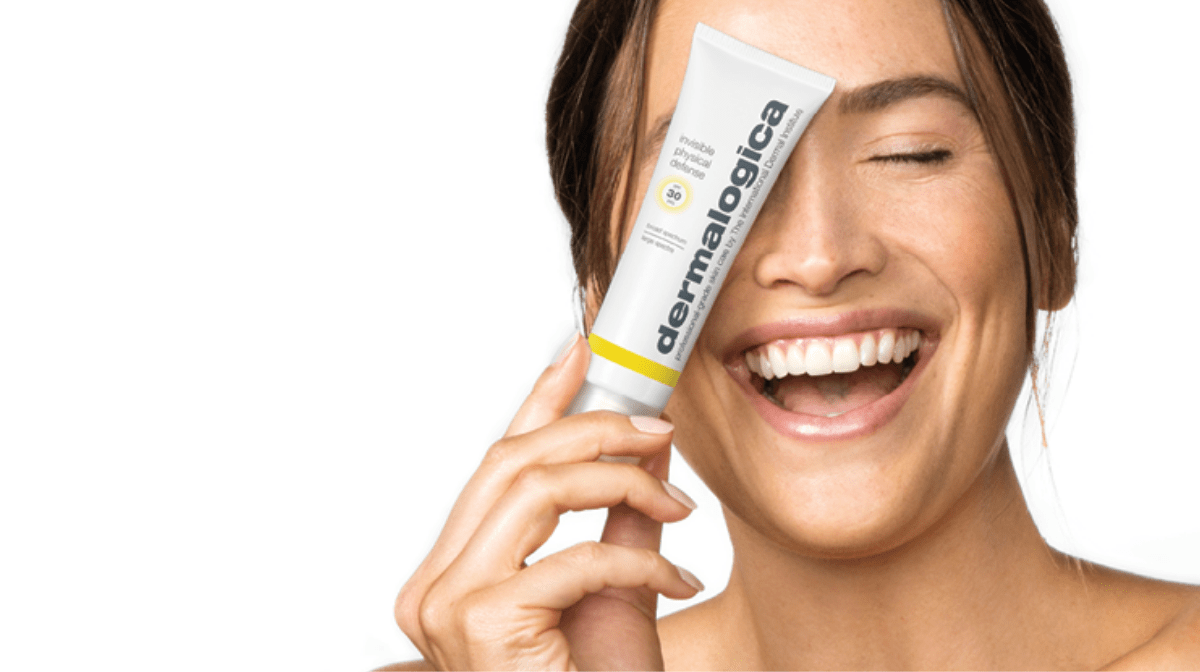 Introducing: Dermalogica's Invisible Physical Defense SPF30!