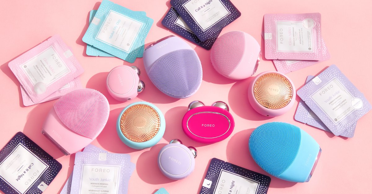Find The Right FOREO Product for Your Skin