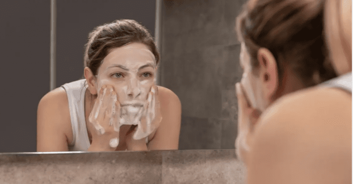 How to exfoliate your face