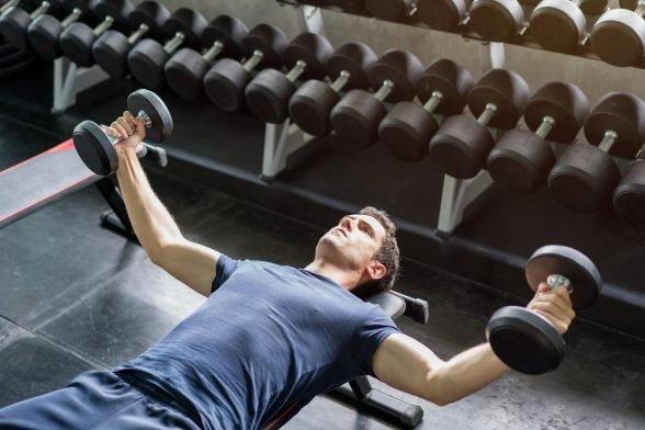 Dumbbell Fly | Hoe moet je deze oefening doen? | Uitvoering en voordelen