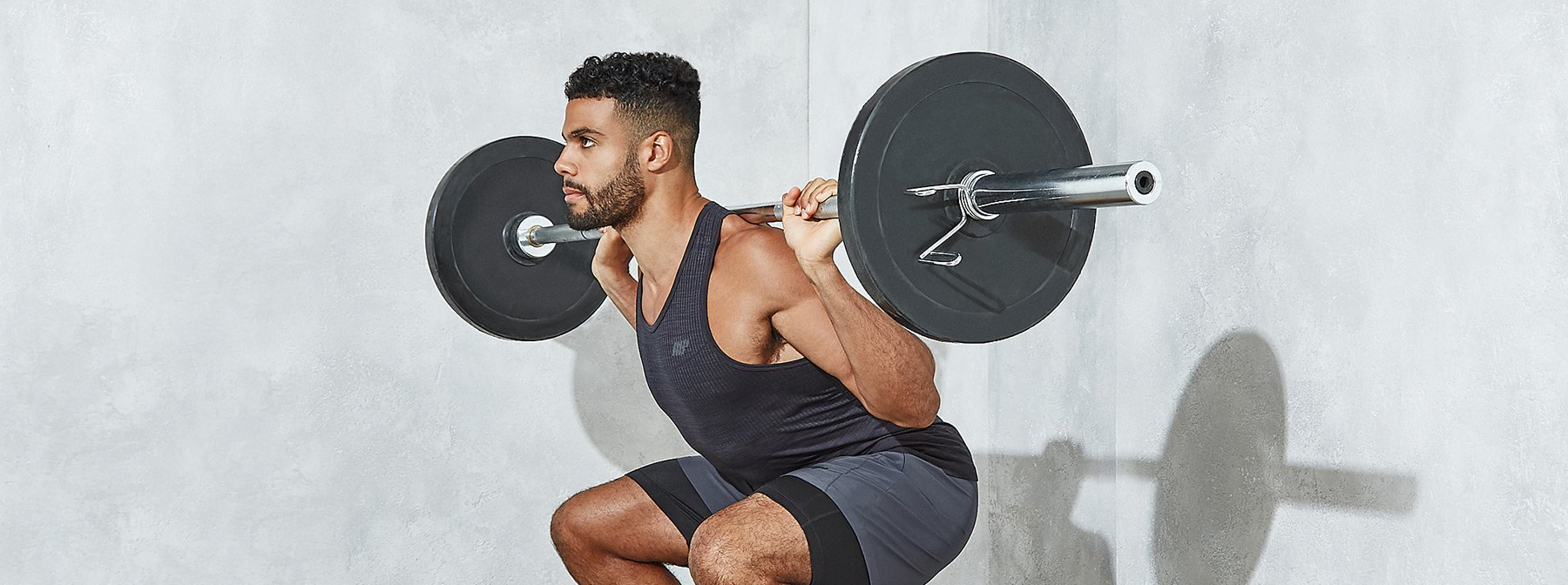 Trainingsmateriaal voor een betere squat