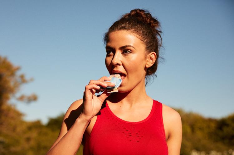 eten na het sporten