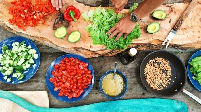 6 tips om meer variatie aan te brengen in je voeding