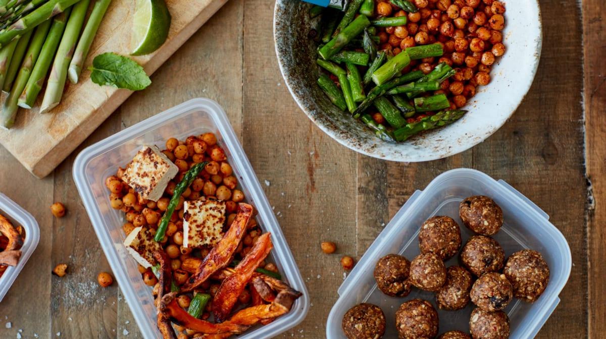 voedingsmiddelen voor spieropbouw