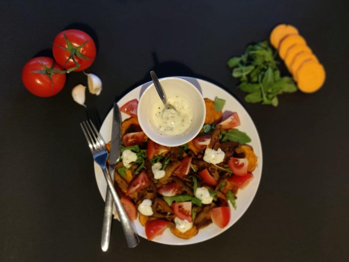 Vegetarische Kapsalon
