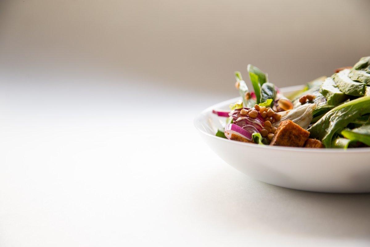 Vegetarische Huzarensalade