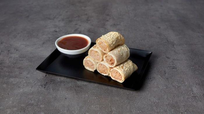 Gezonde Worstenbroodjes | Feestelijke snacks