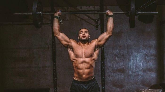 """De fitste man van het VK: """"We zitten in een Lockdown, maar mijn doelen zijn niet veranderd"""""""