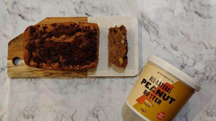 Bananen – Pindakaas Brood