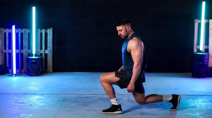 Work Out From Home | 20-Minuten Onderlichaam Training