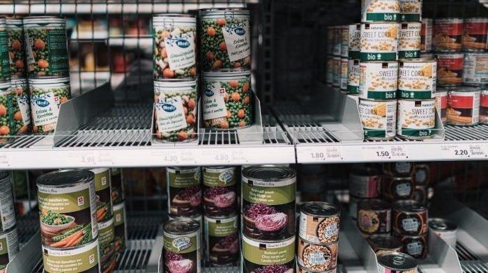 De 10 beste voedingsmiddelen met veel voedingstoffen in blik om in te slaan
