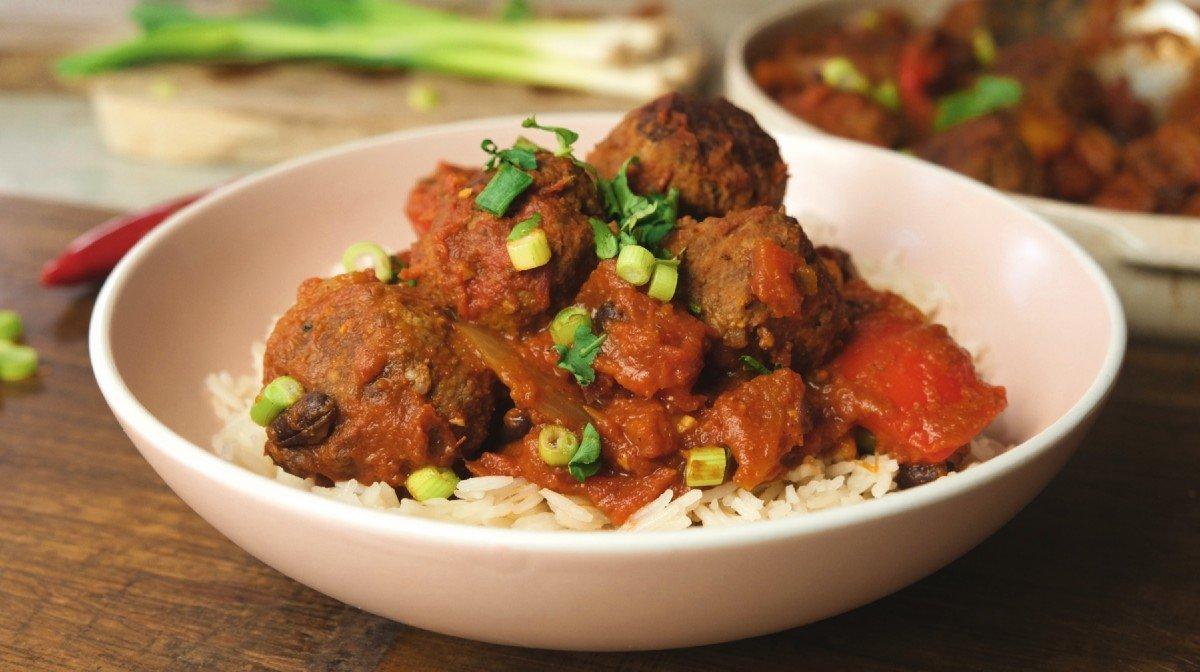 Meatball Chilli Con Carne