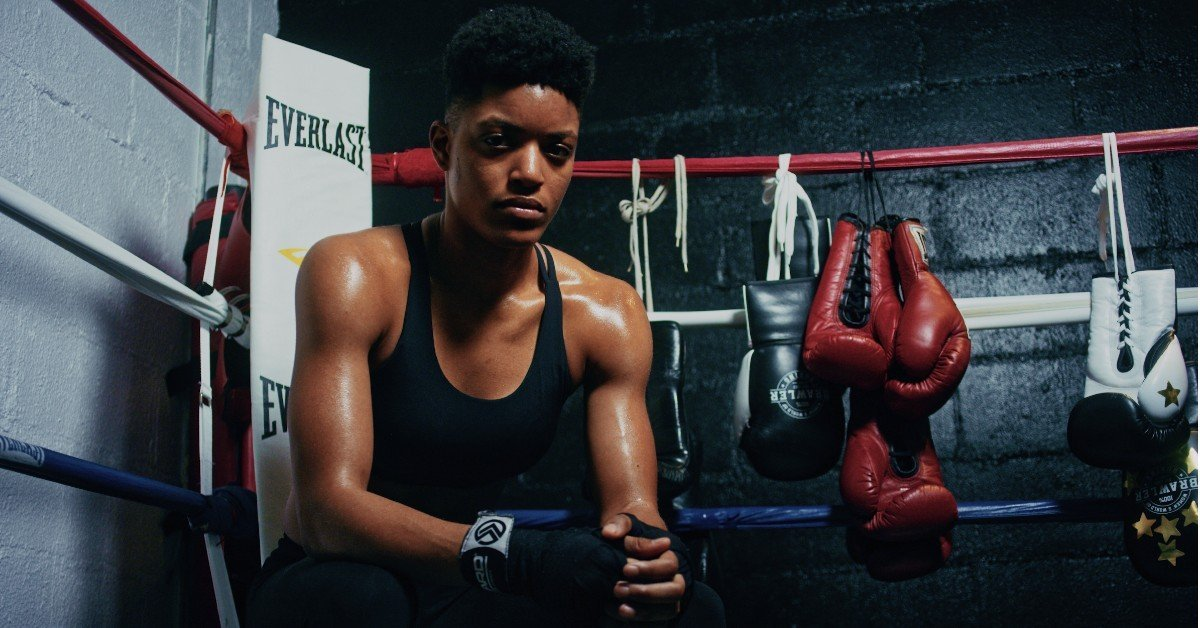Hoe deze NYC-bokser voeding gebruikte om te overwinnen | Stacia Suttles Is Forever Fit