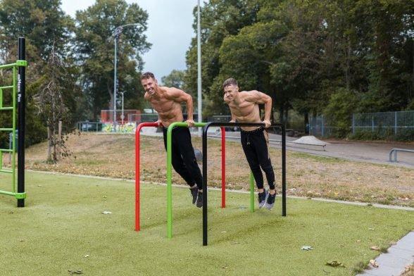 Calisthenics Workout voor Beginners | Maak kennis met Calisthenics Family en de snelgroeiende sport Calisthenics