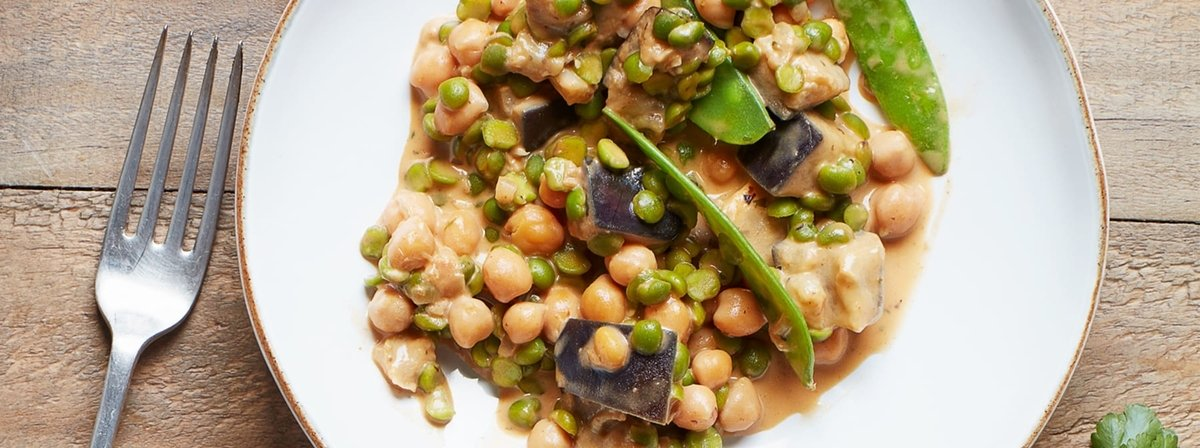 High Protein Vegan Meals | Thai Jungle Curry