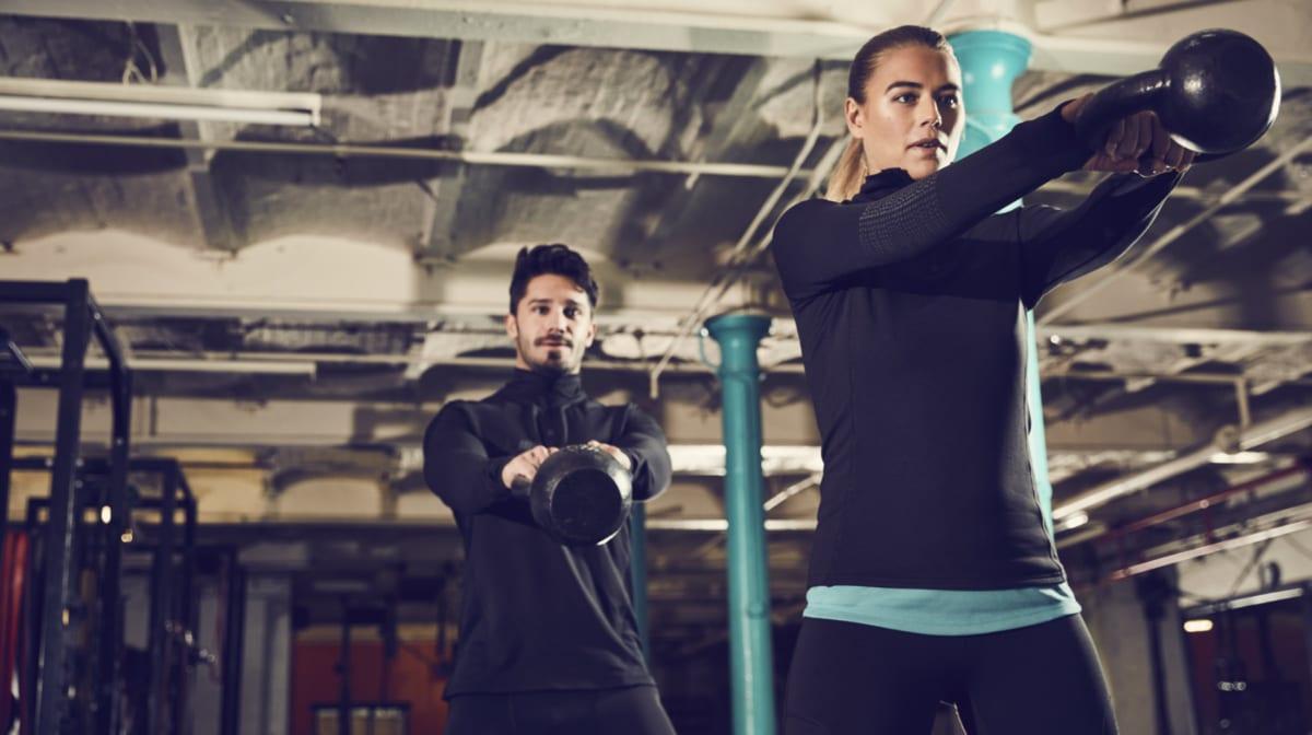 Kettlebell Workout voor vrouwen | De beste Kettlebell-oefeningen voor vrouwen