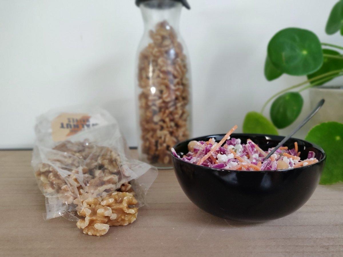 Protein Cowl Salad