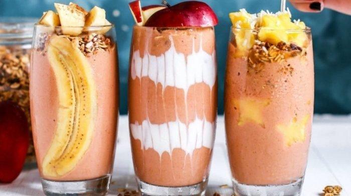 Calorierijke shakes | Onze top 11 recepten en blends