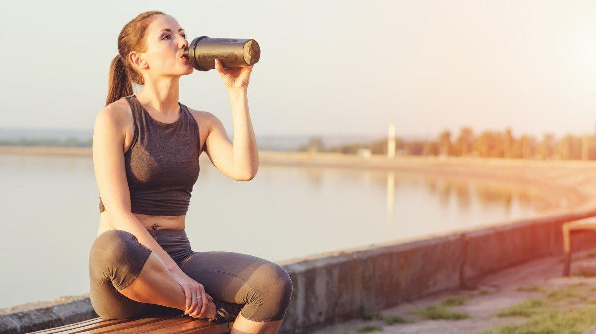 Eiwitinname voor vrouwen | Hoeveel eiwit moet je per dag consumeren?