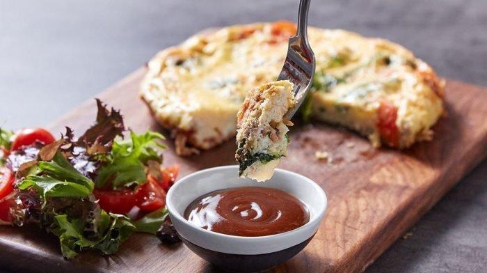 Mike Thurston's Ontbijt Omelet | High-Protein Breakfast