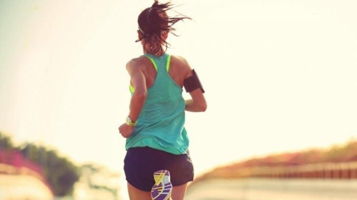 Halve marathon trainingsplan   Ren met Myprotein