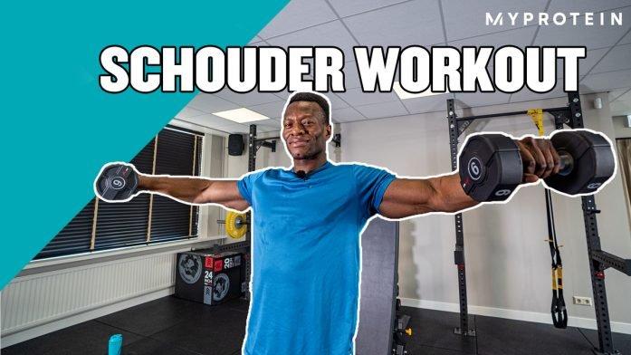 Dumbbell Schouder workout | Home Workout