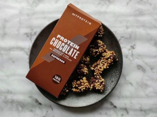 Eiwitrijke Snicker Bites   De ideale snack