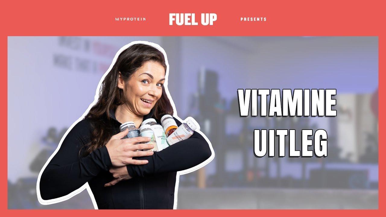 Uitleg Over Vitamines | Voeding Tips