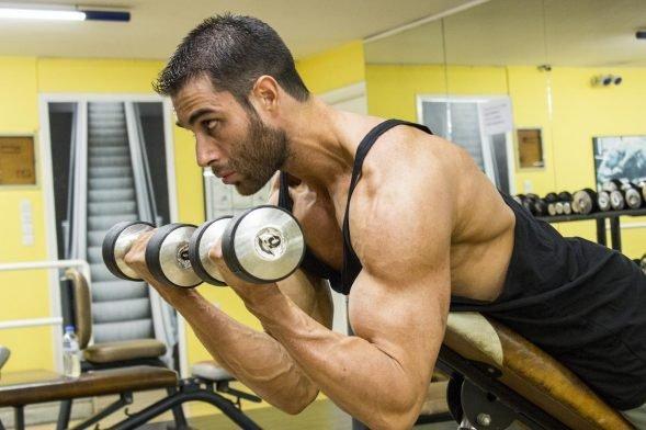 Biceps Opbouwen | De beste oefeningen voor grotere biceps
