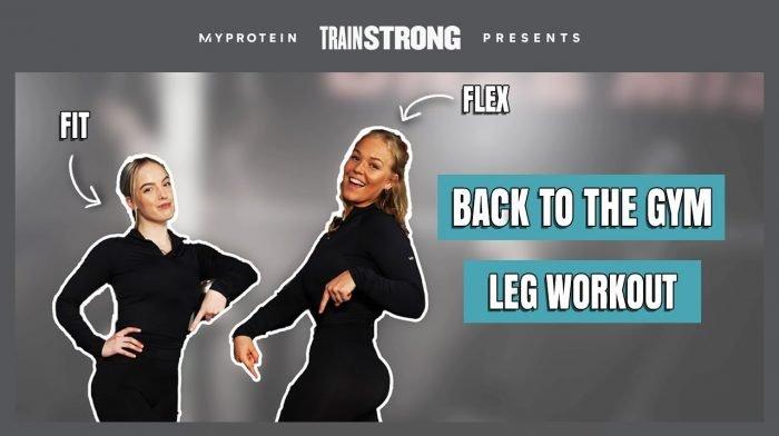 De Perfecte Leg Workout | Gym Workout