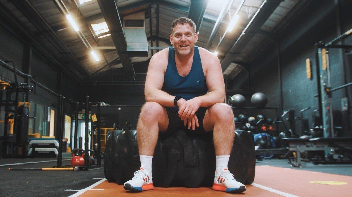 LGBTQ+ Rugby hielp deze man uit zijn depressie te halen