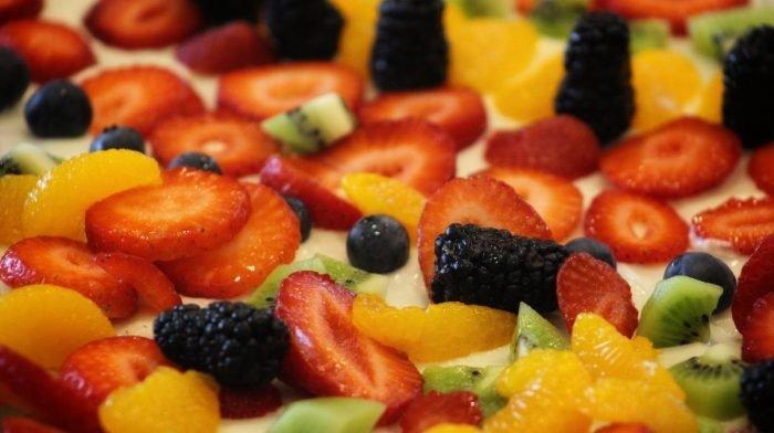 Fruit pizza | Met Beauty Bites & Flavdrops
