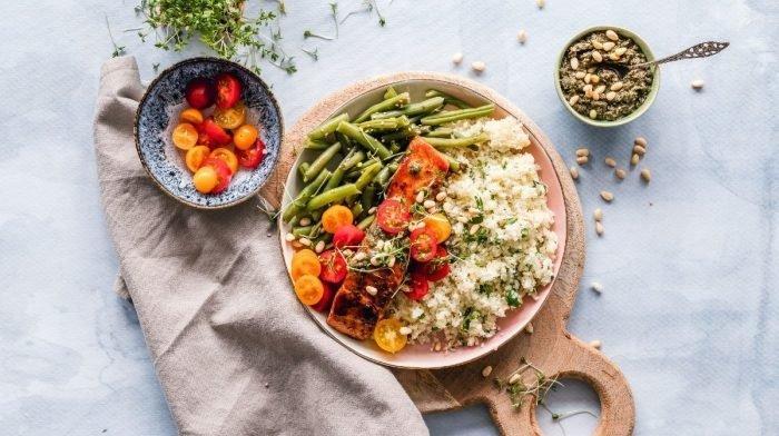 Een gezonde boodschappenlijst voor spiergroei & gewichtsverlies