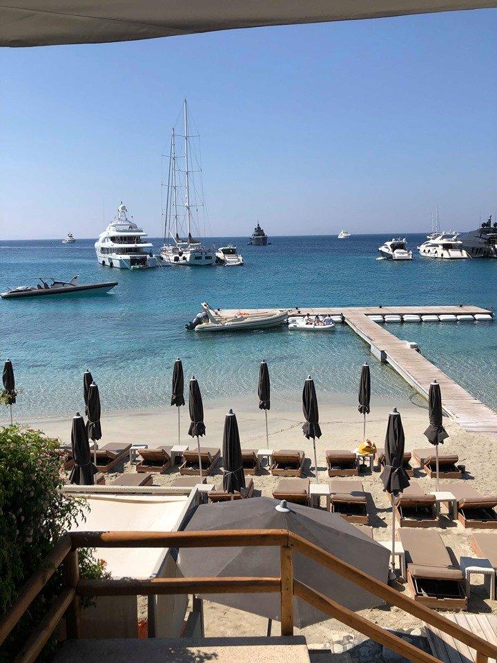 Santa Marina, Mykonos