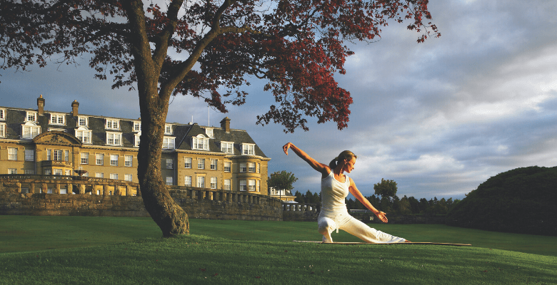 December Spa of the Month | Gleneagles Hotel