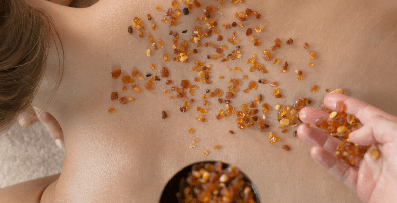 ESPA Riga Amber Chakra Treatment
