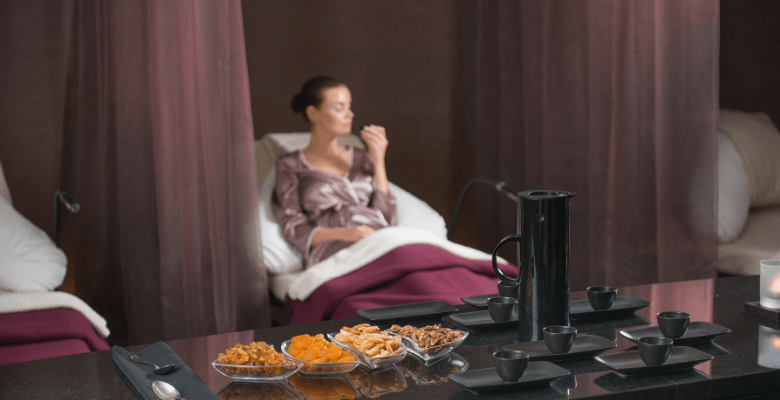 ESPA Riga Relaxation Room
