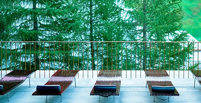 7132 Hotel and Therme, Switzerland